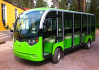 14 Seats Electrical Shuttle Bus With Door